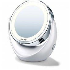 VOKIŠKI BEURER apšviečiamas kosmetinis veidrodis BS49 (BS 49)