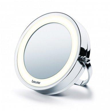 VOKIŠKAS BEURER apšviečiamas kosmetinis veidrodis BS59 (BS 59) 3