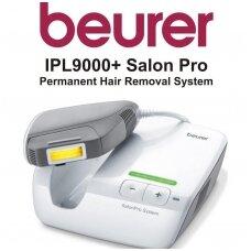 BEURER PLAUKŲ ŠALINIMO PRIETAISAS IPL9000+ SALONPRO SYSTEM (IPL 9000)