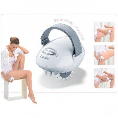 Celiulito masažuoklis Beuerer CM50 (CM 50) 2