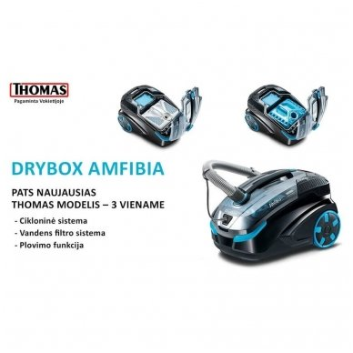 VOKIŠKAS THOMAS DRYBOX AMFIBIA (NEMOKAMAS PRISTATYMAS) 4
