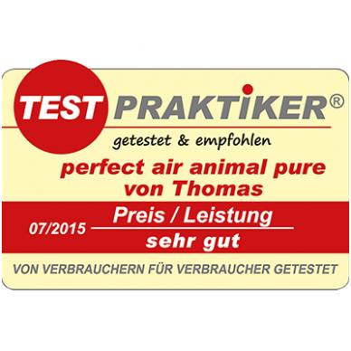 VOKIŠKAS THOMAS PERFECT AIR ANIMAL 1600 Watt max.(NEMOKAMAS PRISTATYMAS) 11